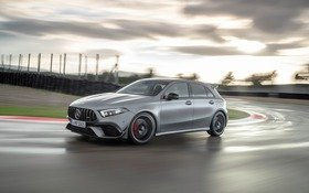 2020 Mercedes AMG Reviews: 2020 Mercedes AMG A 45 and CLA 45 Revealed With Up To 421 Hp